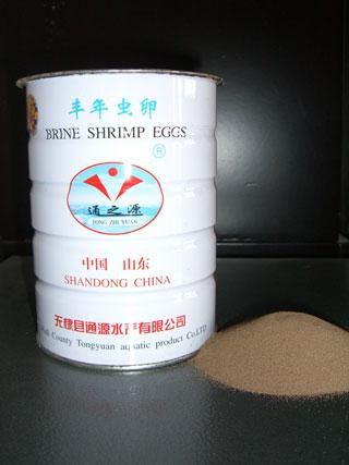 C级丰年虫卵